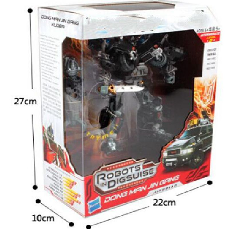 Transformation 4 Ironhide Cars Brinquedos Robots Action Figures Classic kids toys for boys juguetes for gifts